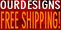 OurDesigns Free Shipping