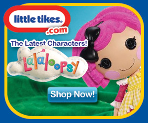 Lalaloopsy at LittleTikes.com!