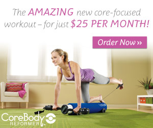 CoreBody Reformer� by Nautilus - Only $25 per mont