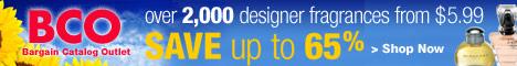 Bargain Catalog Outlet coupon banner