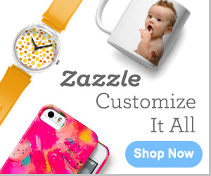 Shop & Create on Zazzle