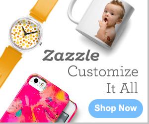 Shop & Create on Zazzle