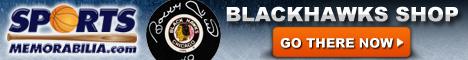 Chicago Blackhawks Stanley Cup championship memorabilia 2013