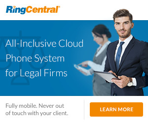 RingCentral Office - All-Inclusive Cloud Phone System for Legal or Law Firms.