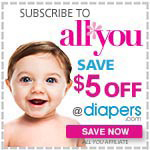 ALL YOU + FREE $5 Coupon_150x150