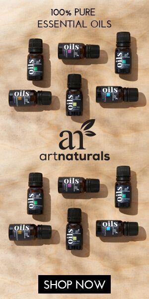 Artnaturals 100% Pure Essential Oils