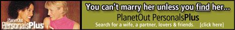 PlanetOut Personals
