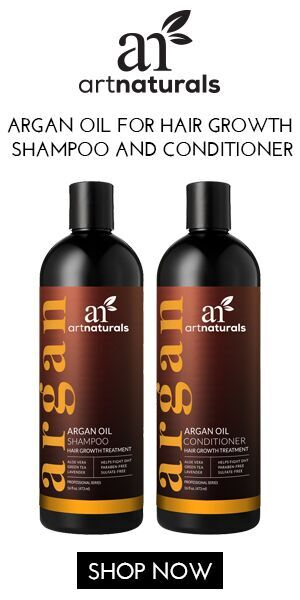 Argan Oil Hair Growth Treament Shampoo + Conditioner Set