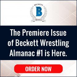 Image for Wrestling Almanac #1_250*250