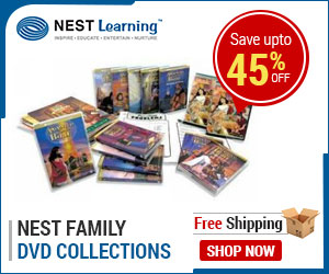 Nest Entertainment Animated Bible Stories