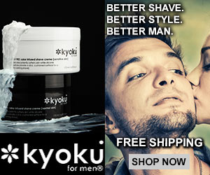 Kyoku For Men - Shaving - Better Shave, Better Style, Better Man