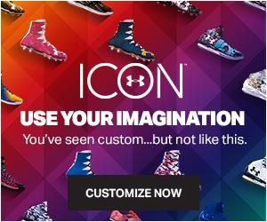 UA® Icon Custom Shoes - Customize On a Whole New Level