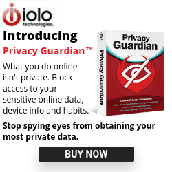 Block access to your sensitive online data, device info and browsing habits with Privacy Guardian�