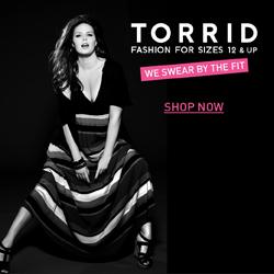 Torrid - The Alternative For Sizes 12 - 26
