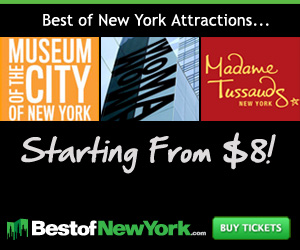 Best of New York Attractions, From $8