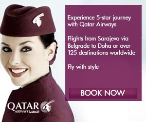 Qatar Airways Serbia