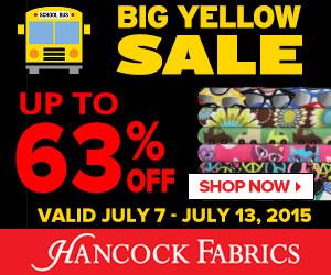 300x250 Half Off Summer Savings Sale - Ends July 1st