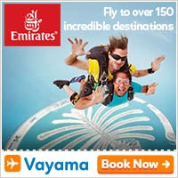 Vayama - Emirates: Fly to over 150 incredible destinations