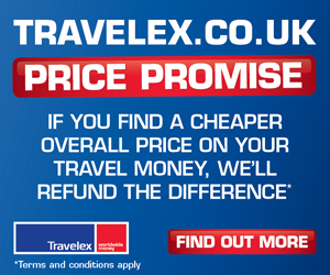 Travelex.co.uk Price Promise