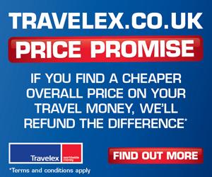 Travelex.co.uk Price Promise