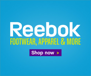 Visit Reebok.com Today!