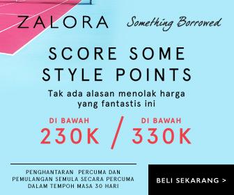 Zalora Batik Sale