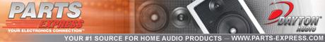 Parts Express - Dayton Audio products