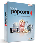 Download Popcorn only from Roxio.com