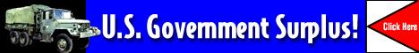 www.govliquidation.com - US Government Surplus!