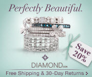 20% off Perfectly Beautiful Jewelry at Diamond.com