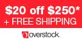 Overstock has sporting goods