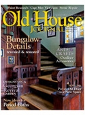 Save on your Old House Journal subscription