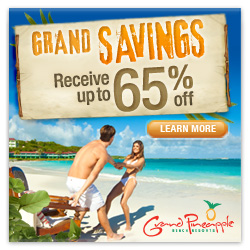 Grand Savings of up to 65% At Grand Pineapple Reso