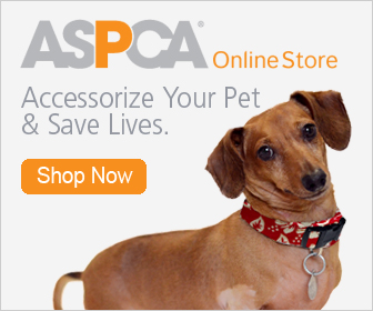 ASPCAOnlineStore.com.  Links to the homepage.