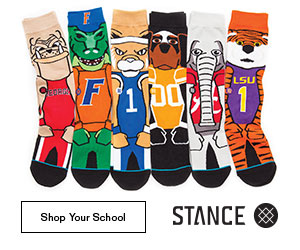 Shop the Stance College Collection