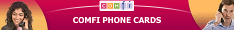 Comfi Phone Cards