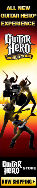 Guitar Hero World Tour Now Shipping!
