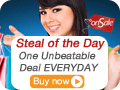 Steal of the Day - One Unbeatable Deal, EVERYDAY