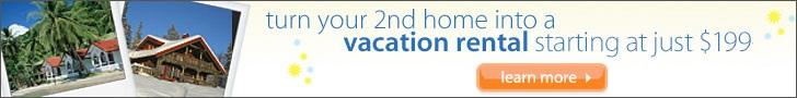 VacationRentals.com, Find Rentals home
