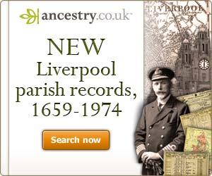 Liverpool parish records