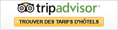 Trouvez des hôtels avec Tripadvisor