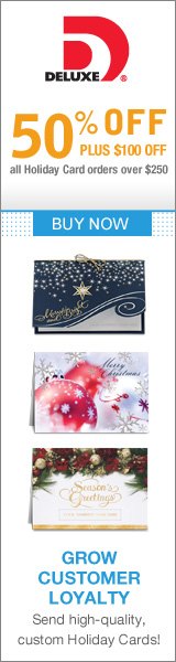 Deluxe Holiday Cards