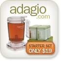 Tea Starter Set From Adagio Teas. Great Gift!