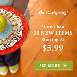Shop More than 30 New Items from DaySpring