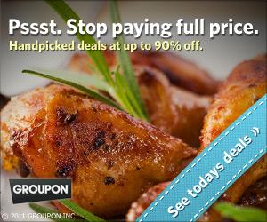 Deep Discounts on Great Food!