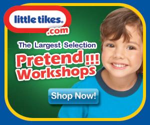 LittleTikes.com Pretend Workshops