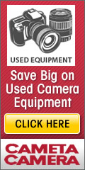 Used Camera Equipment
