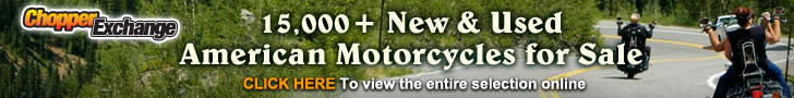 15,000+ New & Used American Motorcycles for Sale