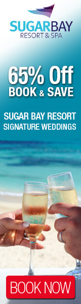 Caribbean Beach Wedding at the Sugar Bay Resort & Spa