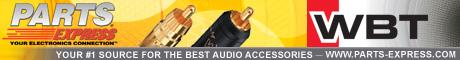 Parts Express – WBT Audio Connectors